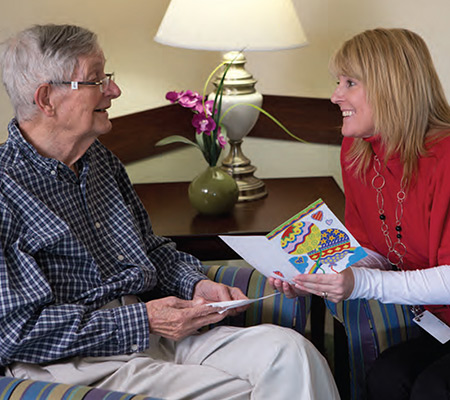 Compassionate, Secure Long-Term Memory Care