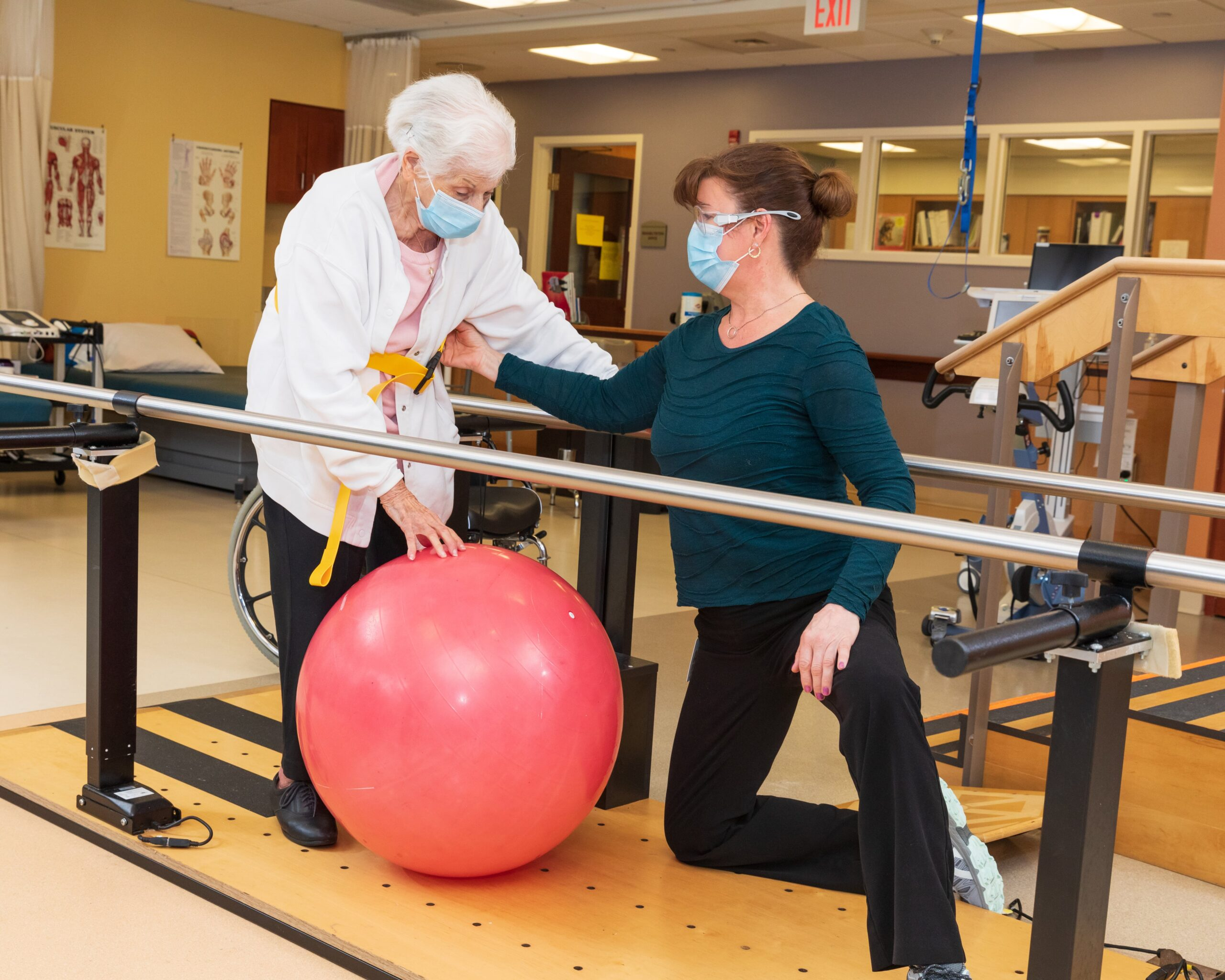 WELCOME TO MARY ANN MORSE OUTPATIENT REHAB